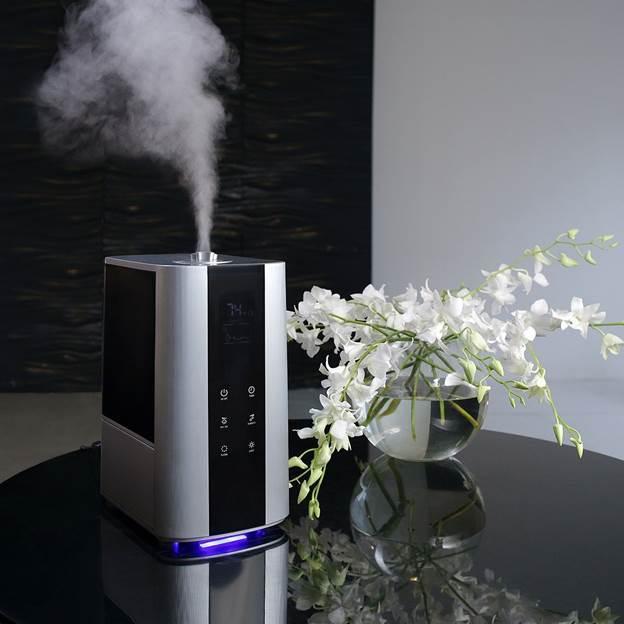 Как увлажнить воздух в комнате без увлажнителя