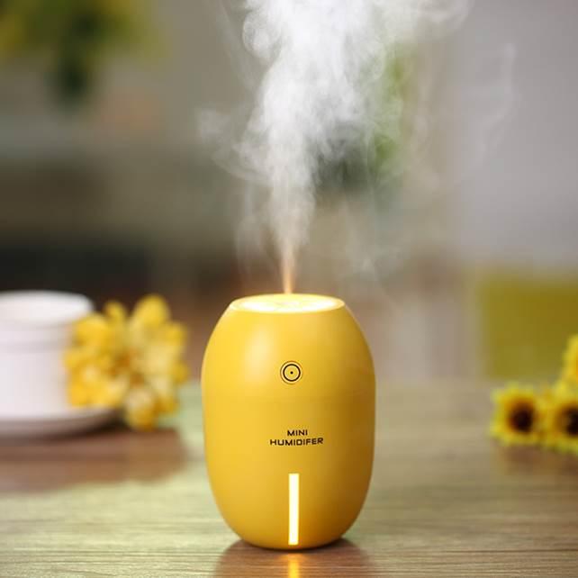 Повышение влажности воздуха в жилых помещениях