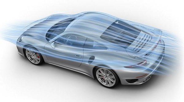 Автомобили с лучшей аэродинамикой