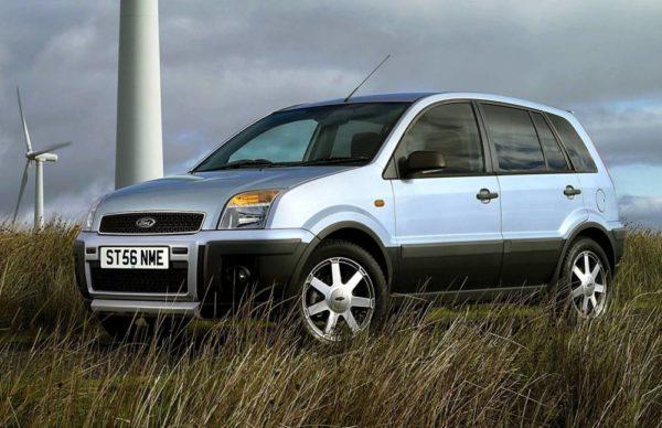 Ford Fusion I