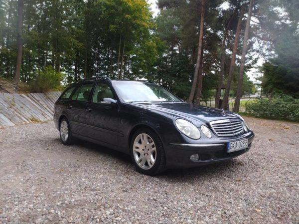Mercedes-Benz E-Класс III