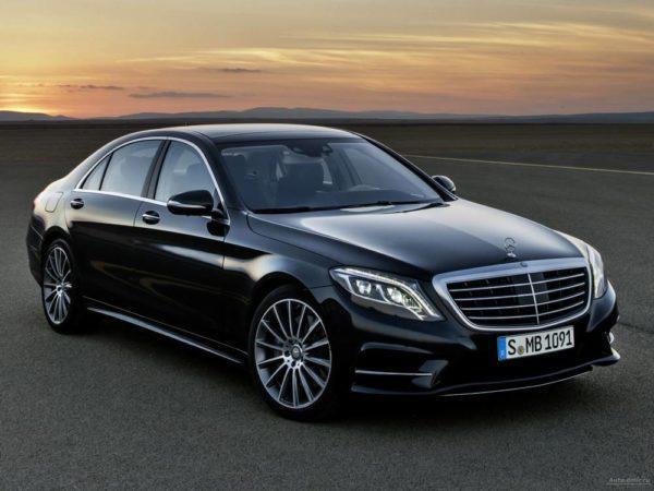 Mercedes Benz S klass