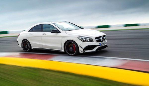 Mercedes CLA I