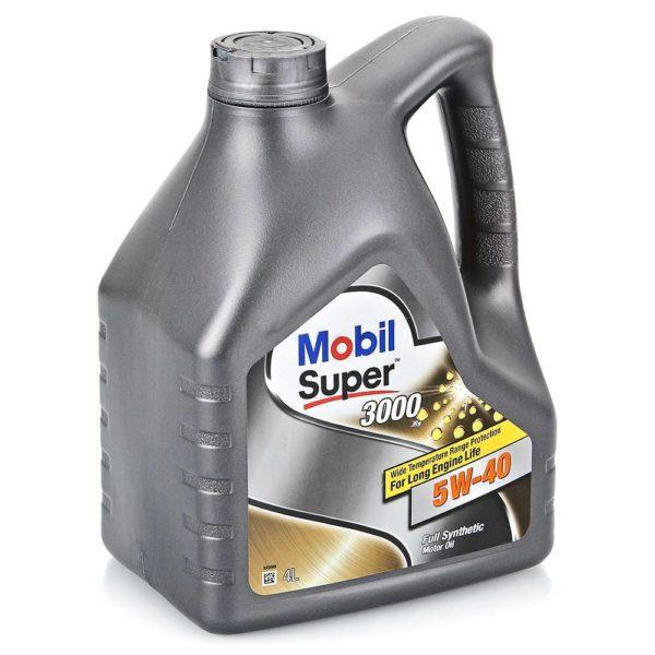 MOBIL Super 3000 X1