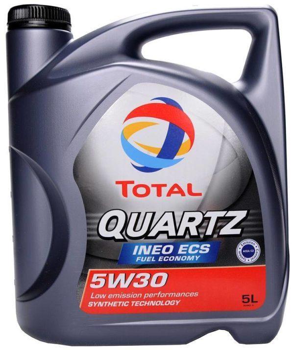 TOTAL Quartz INEO ECS 5W30