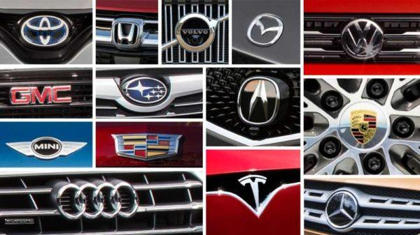 производители автомашин