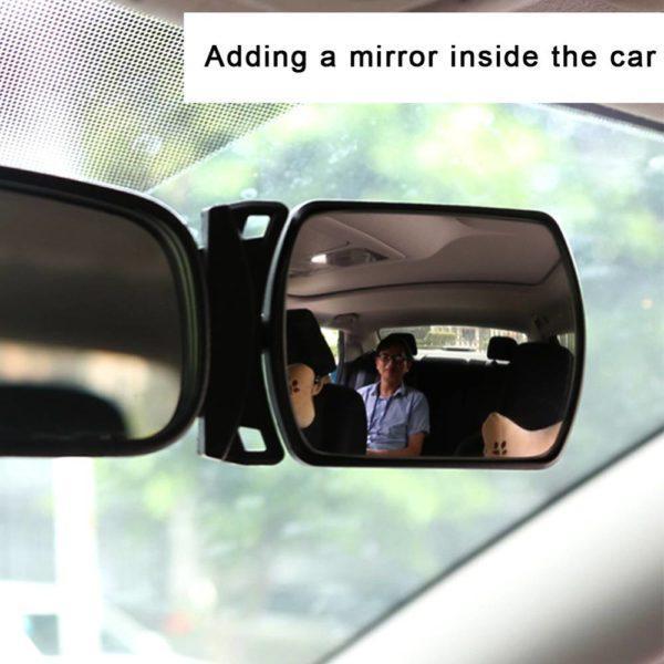 Зеркало для наблюдения за детьми
