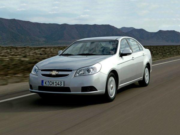 Chevrolet Epica I