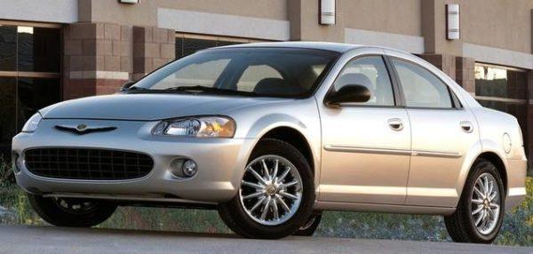 Chrysler Sebring II