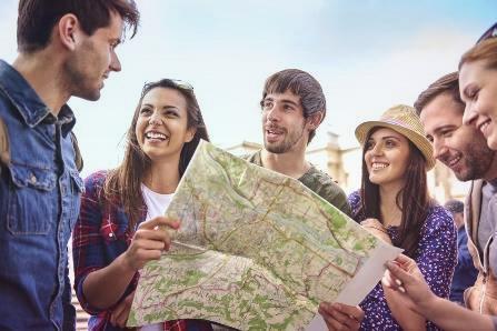 Путешествия тема для общения