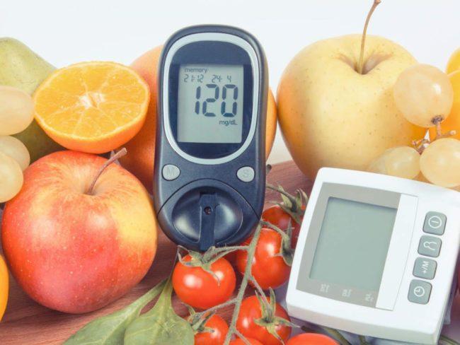 контролировать уровень сахара в крови