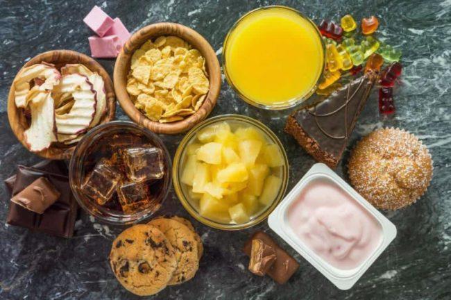 В каких неочевидных продуктах прячется сахар