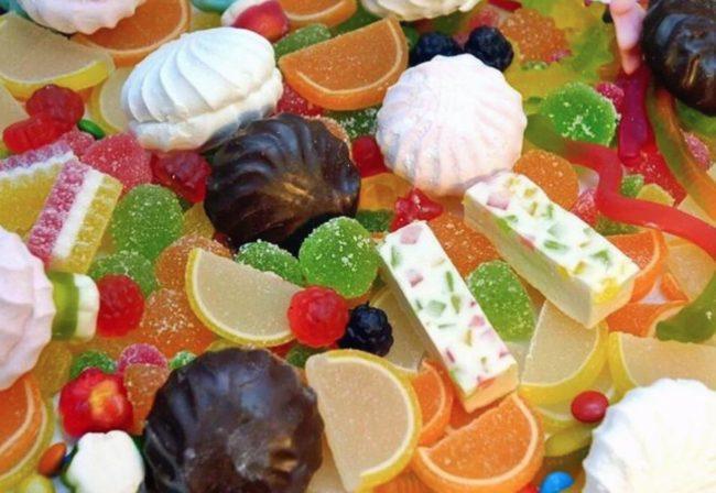Правильные сладости