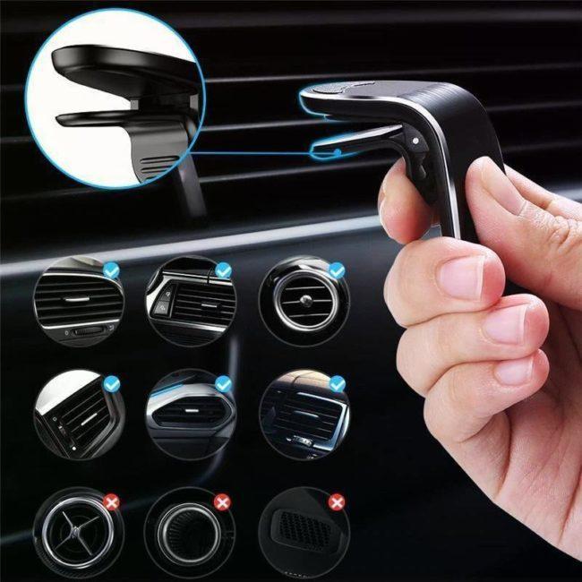 Magnetic Car Bracket HOLDER автомобильный держатель