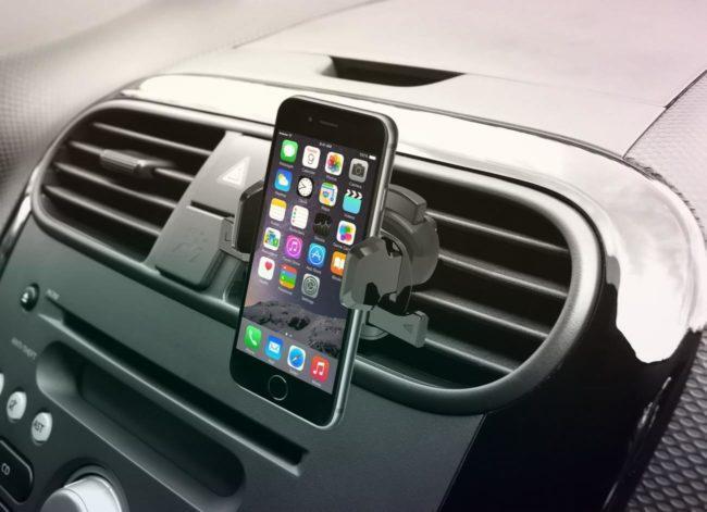 Выбираем: лучший автомобильный держатель для телефона